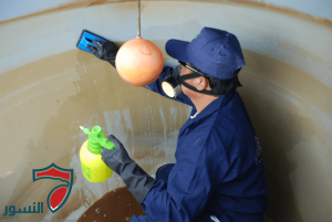 شركة تنظيف خزانات بالدمام